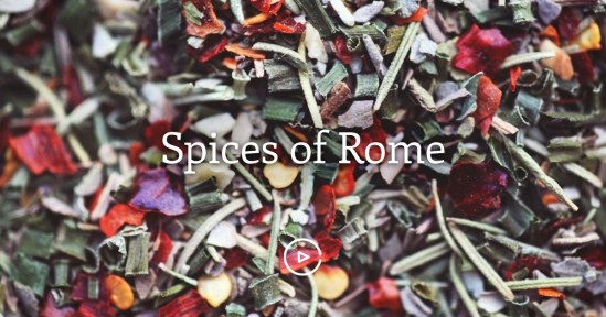 Spices of Rome