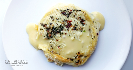 Roasted Camembert