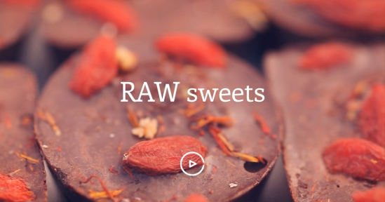 Raw sweets
